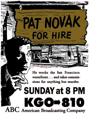 Pat Novak