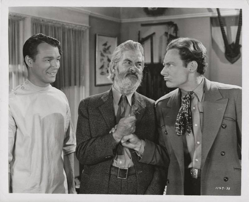 SONS OF THE PIONEERS (1942) Roy Rogers, George