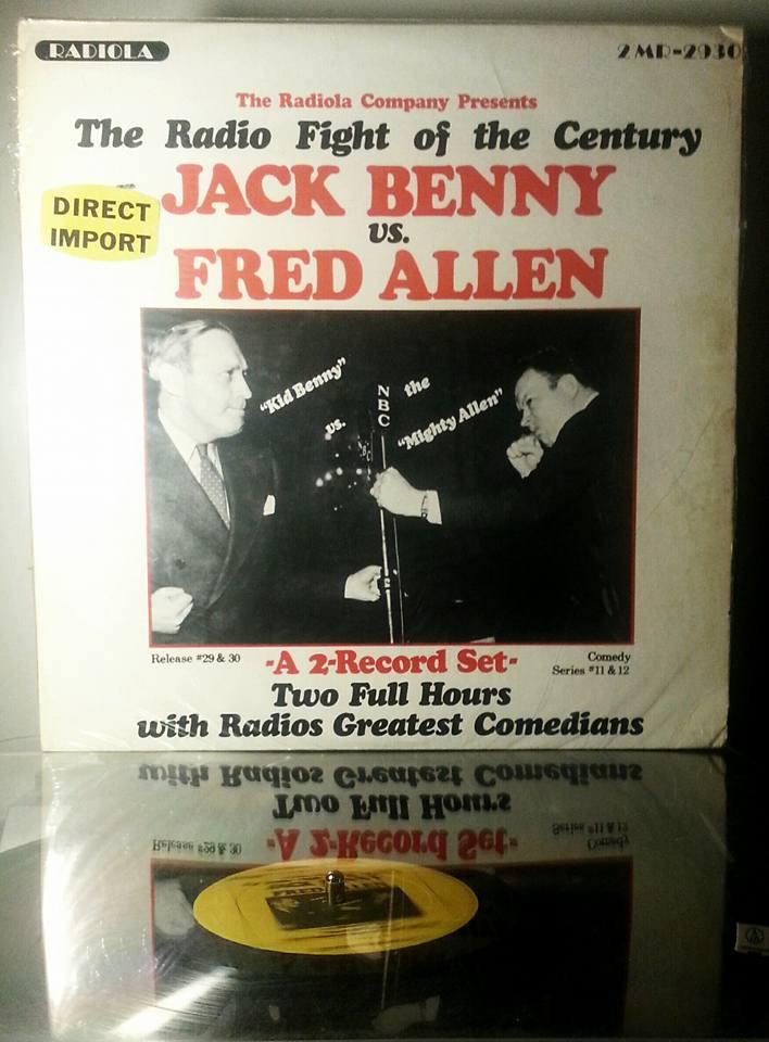 Jack Benny vs Fred Allen