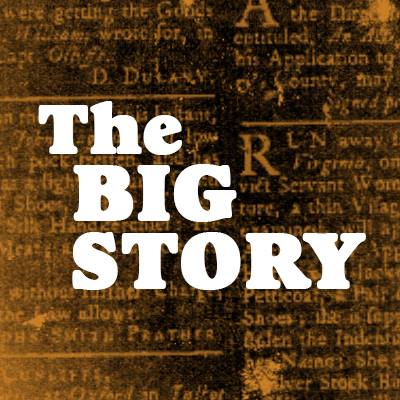The Big Story is an American radio and television crime drama which dramatized the true stories of real-life newspaper reporters. The only continuing character was the narrator, Bob Sloane.