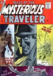 Mysterious Traveler: