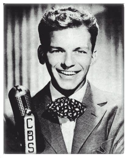 Francis Albert Sinatra on THE GOLDEN AGE OF RADIO