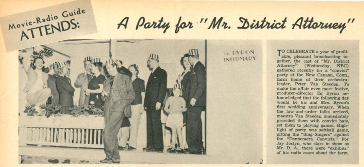 Mr Dist Attorney