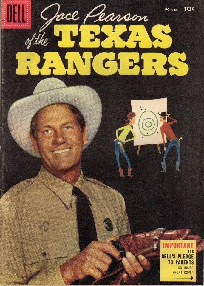 Jace Pearson of the Texas Rangers Comic/ Joel McCrea. I really enjoy the radio show TALES OF THE TEXAS RANGERS With Joel