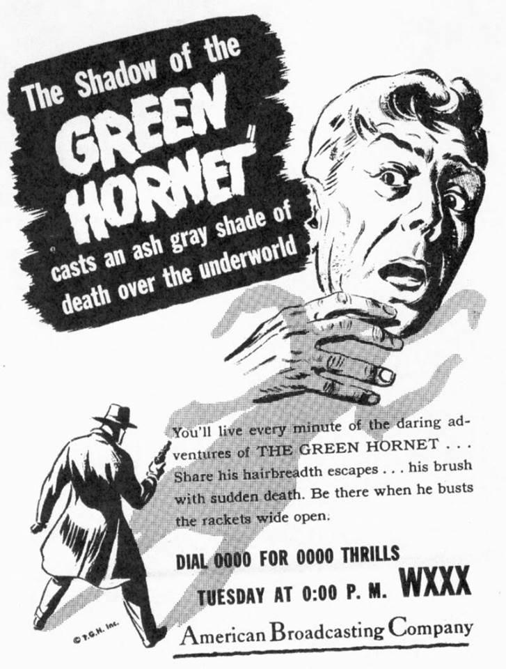 Green Hornet The