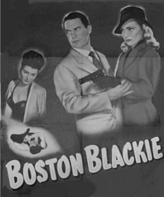 Boston Blackie 1946-12-03 Blackie goes to jail for diamond theft