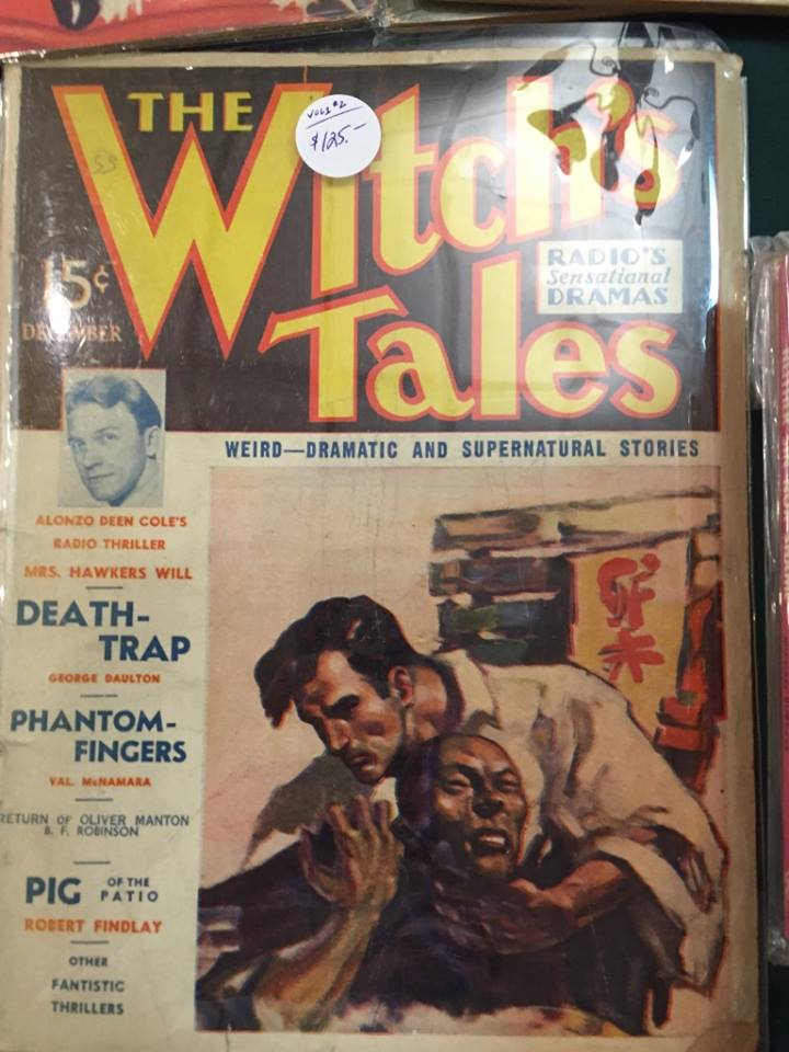 THE WITCH'S TALES