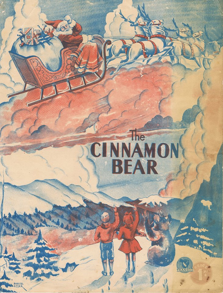 The Cinnamon Bear