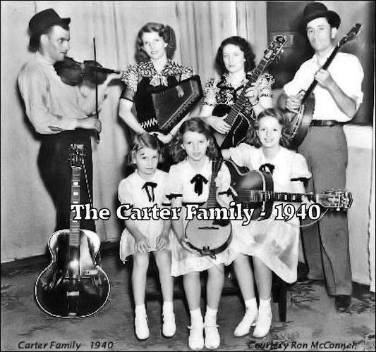 Carter Family 1940