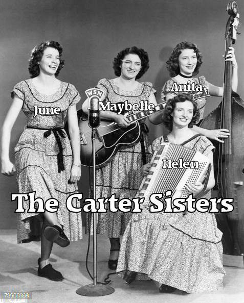 Carter Sisters