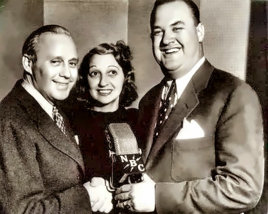 Jack Benny Program 38-04-17 At the Circus - Easter Show