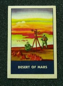 Desert of Mars