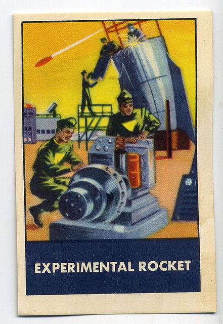 Experimental Rocket