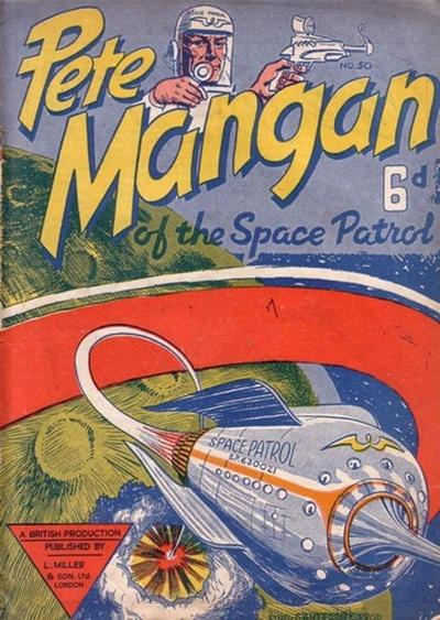 Space Patrol #1 1953