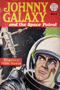Space Patrol #1 1966