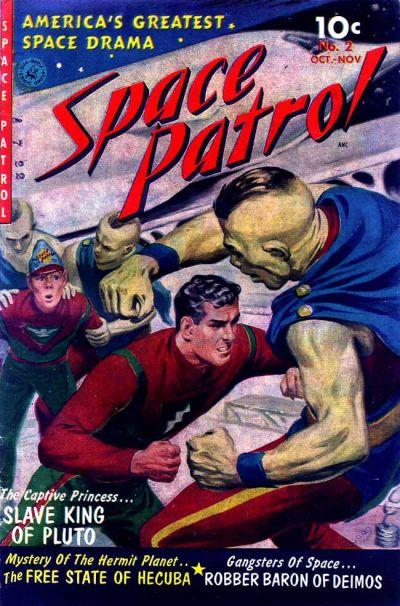 Space Patrol #2 1952