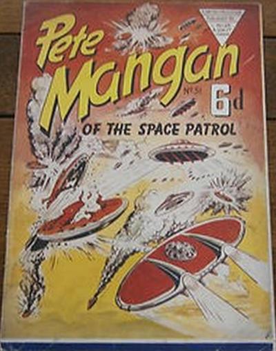 Space Patrol #2 1953