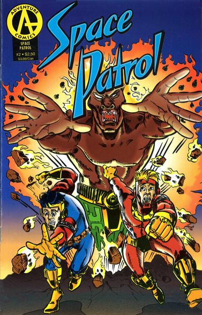Space Patrol #2 1992