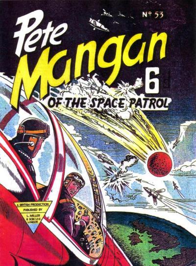 Space Patrol #4 1953