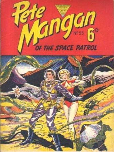 Space Patrol #6 1953