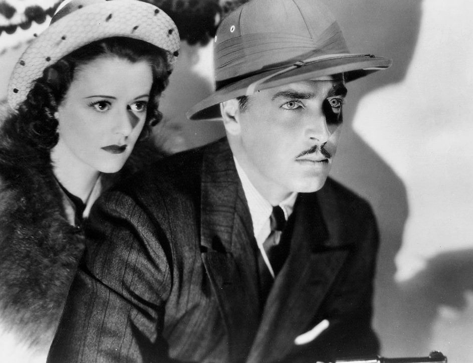 Bulldog Drummond premiered on radio. This dynamic detective was also a hit on the silver screen. In the film Bulldog Drummond Comes Back, John Howard plays the title character, racing to rescue his fiancée by slipping into an amazing series of disguises.
