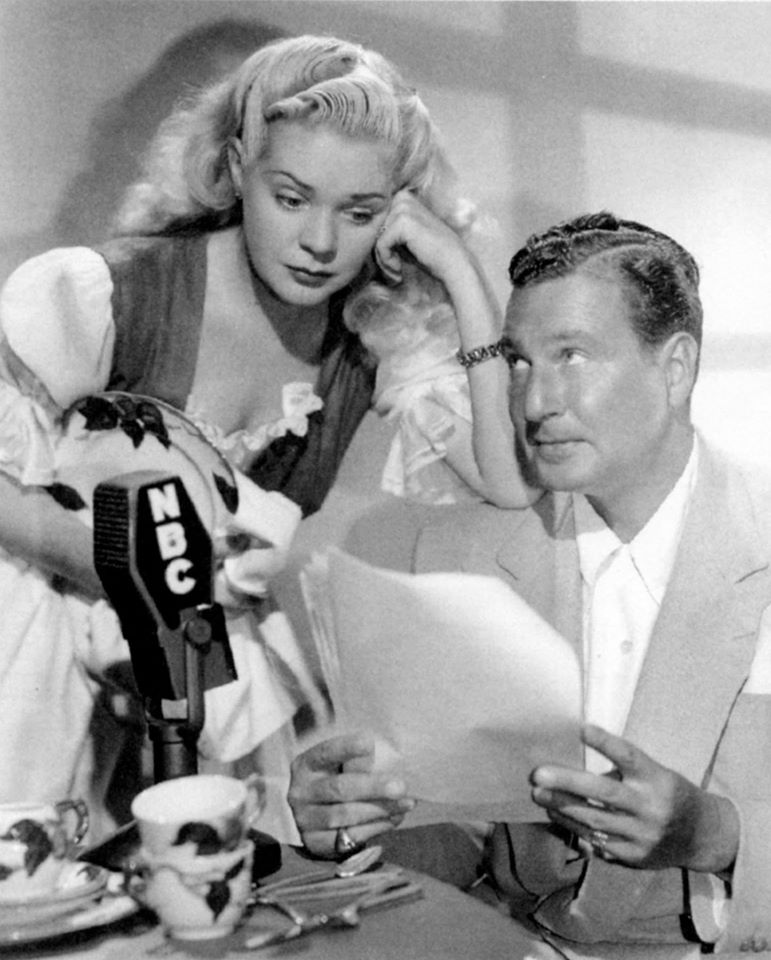 On this day in 1946 The Phil Harris-Alice Faye Show premiered