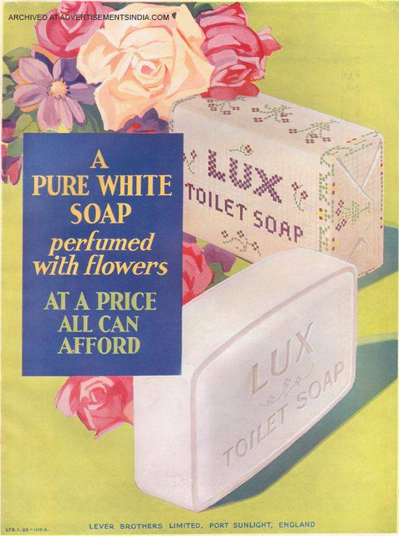 lux radio soap