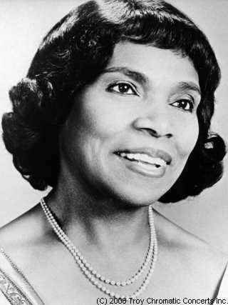 Happy birthday to Marian Anderson, born on February 27, 1897.