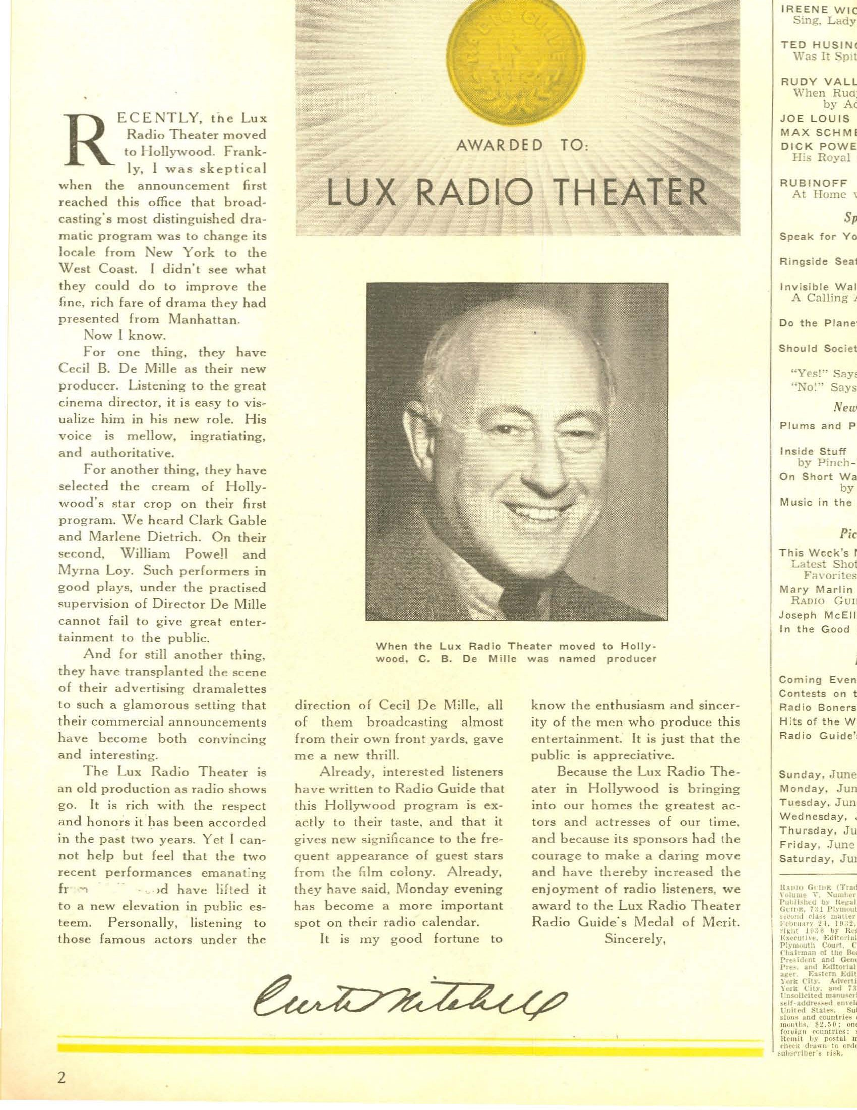 Lux_Awarded_from_Radio_Guide_36-06-20