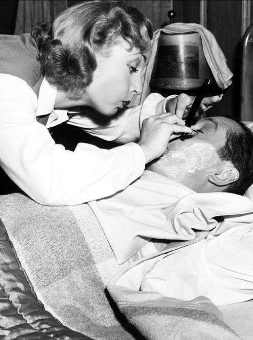 Carole Lombard & Robert Montgomery -Mr & Mrs.Smith(1941)