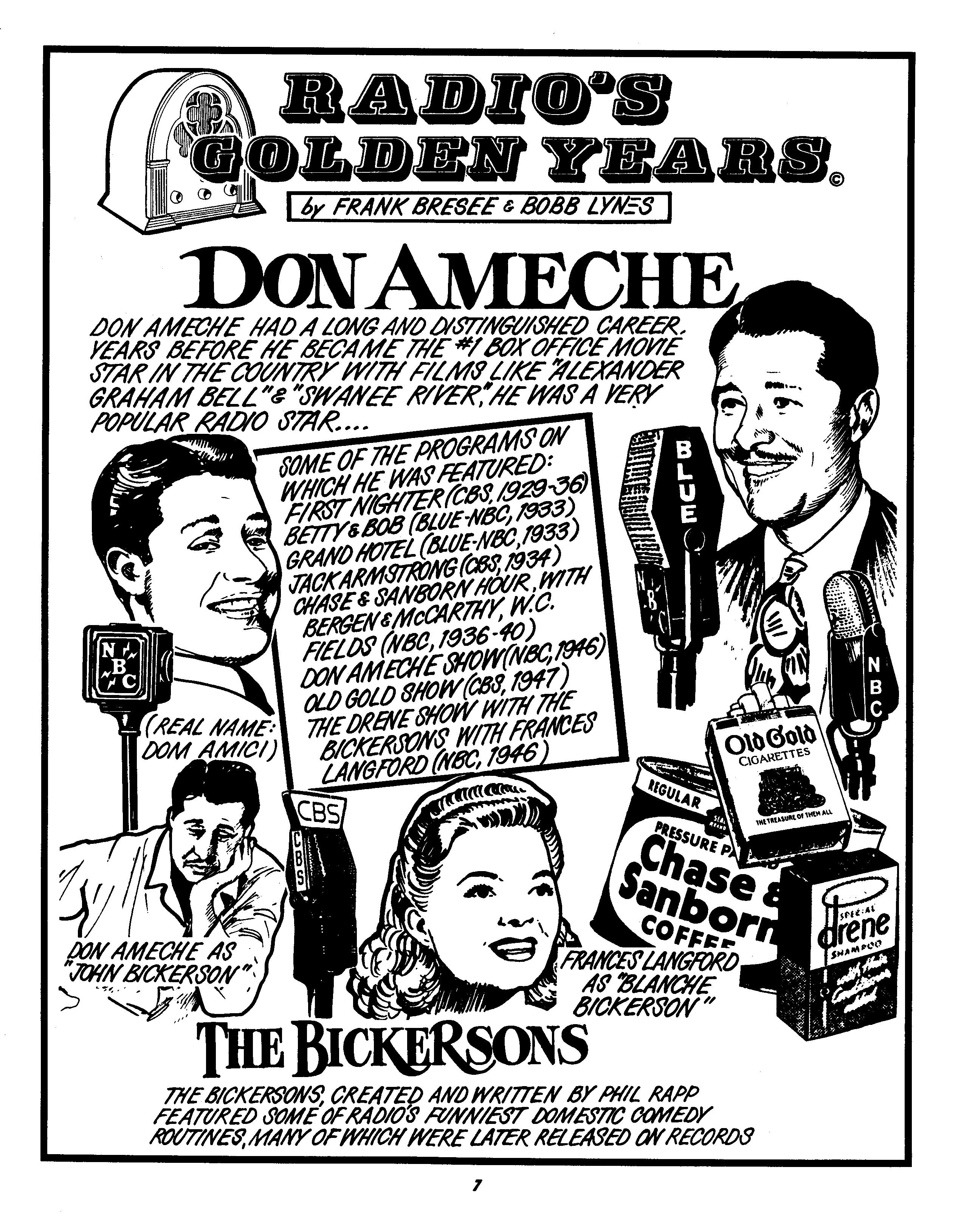 Don Ameche Show