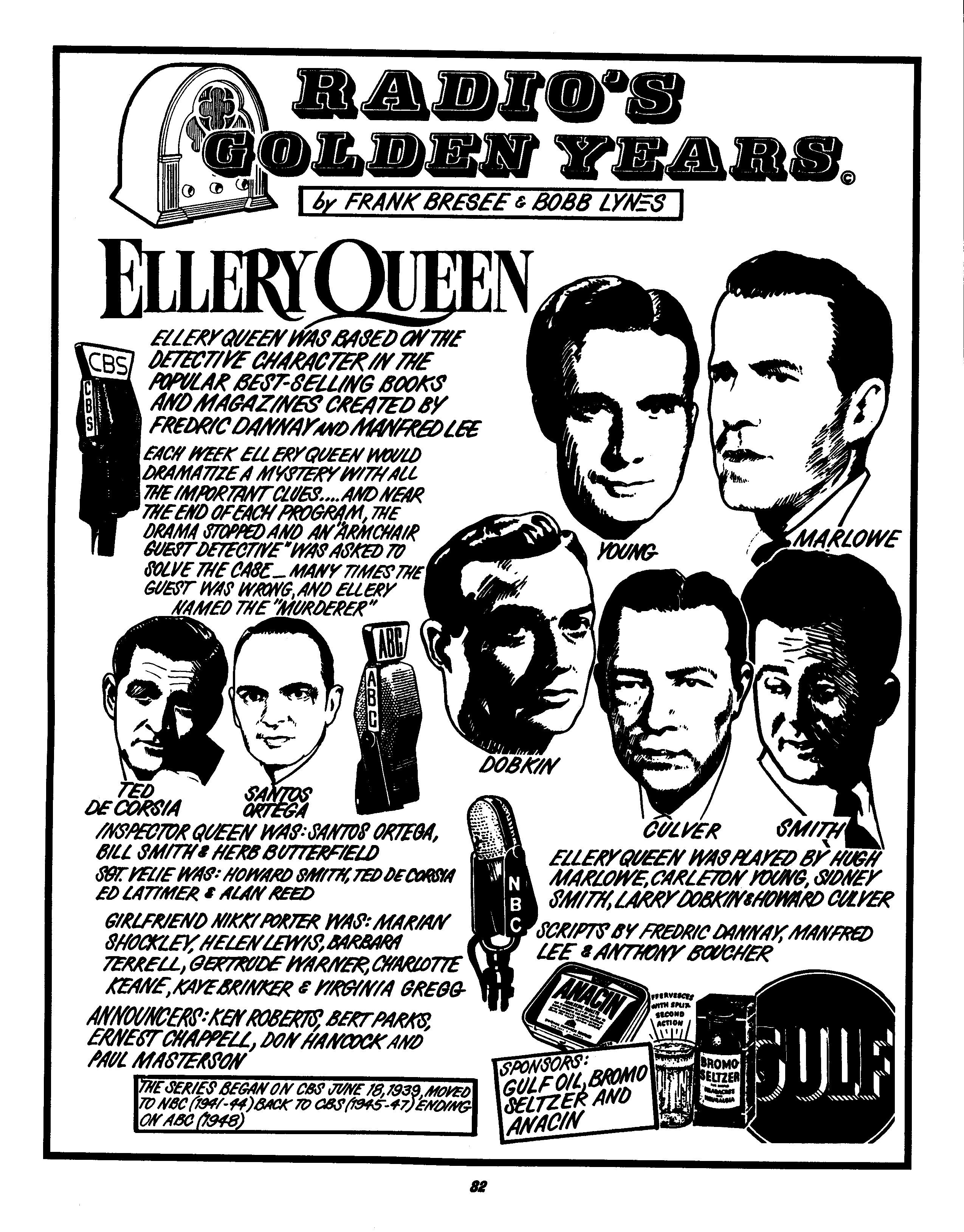 Ellery Queens