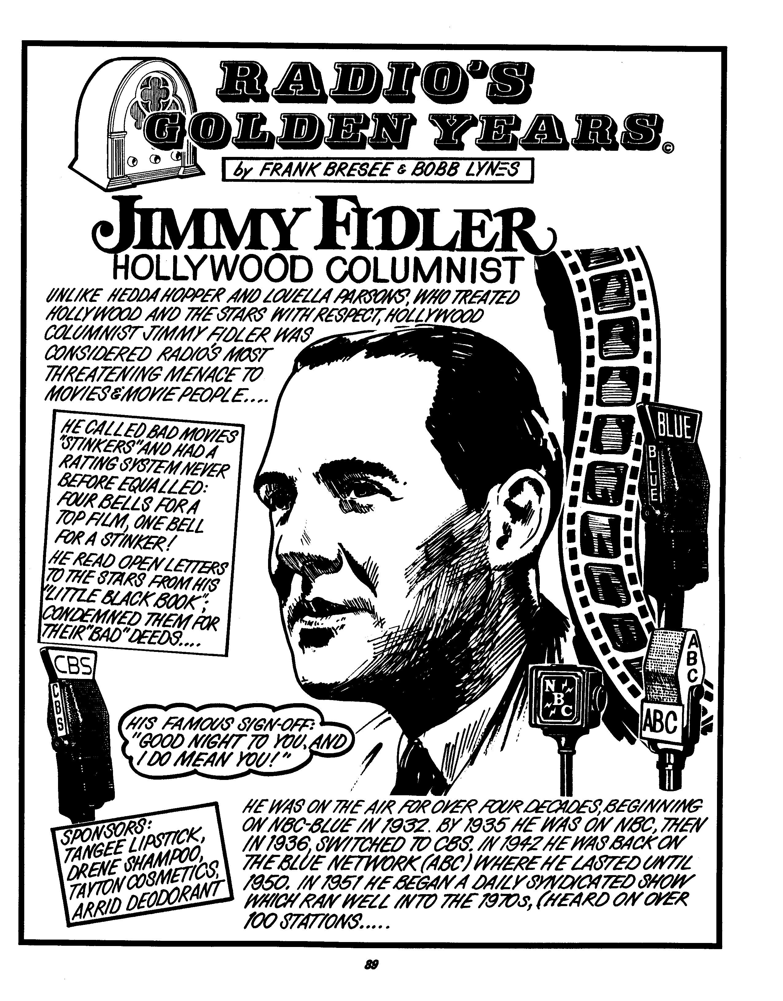 Jimmy Fiddler