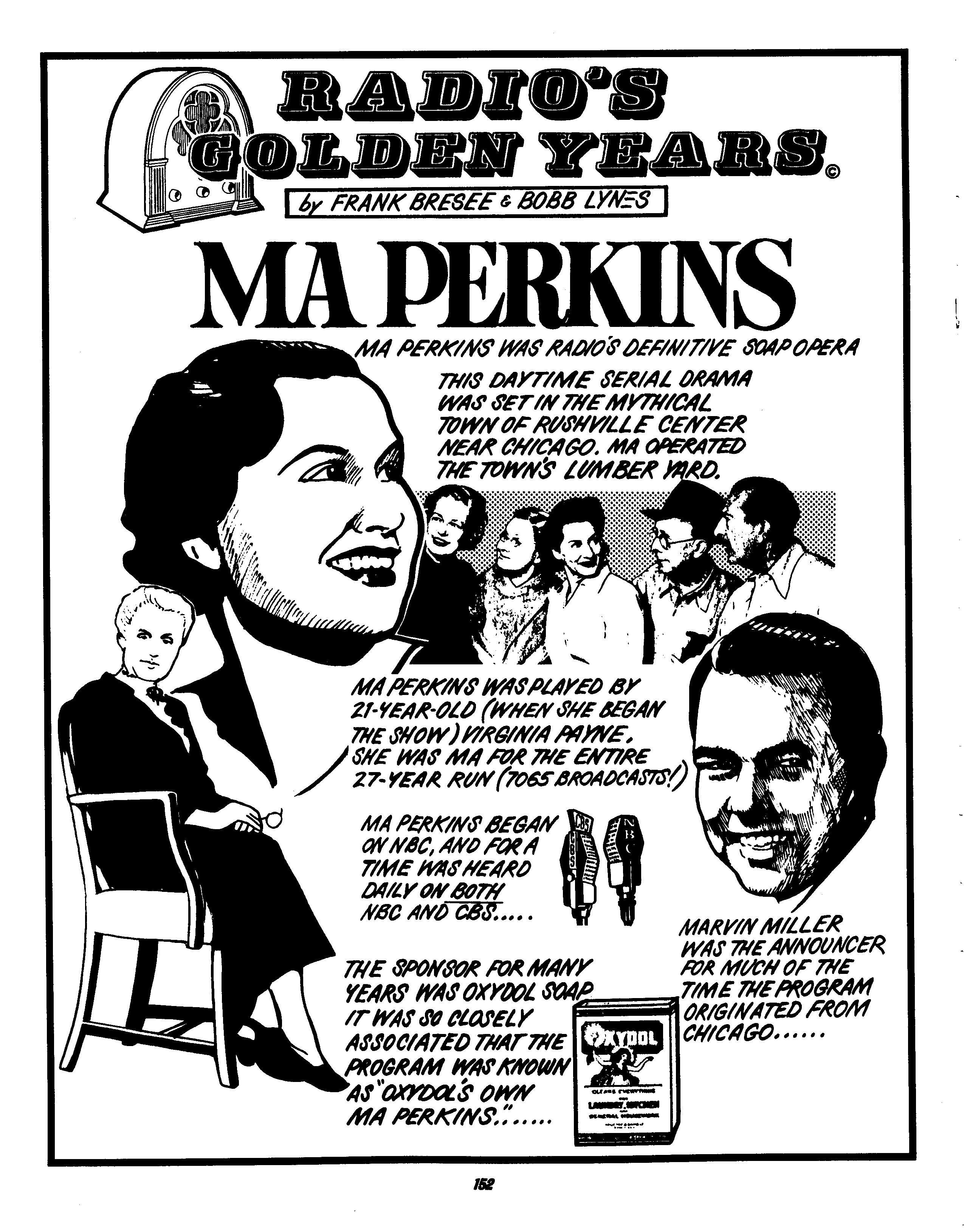 Ma Perkins