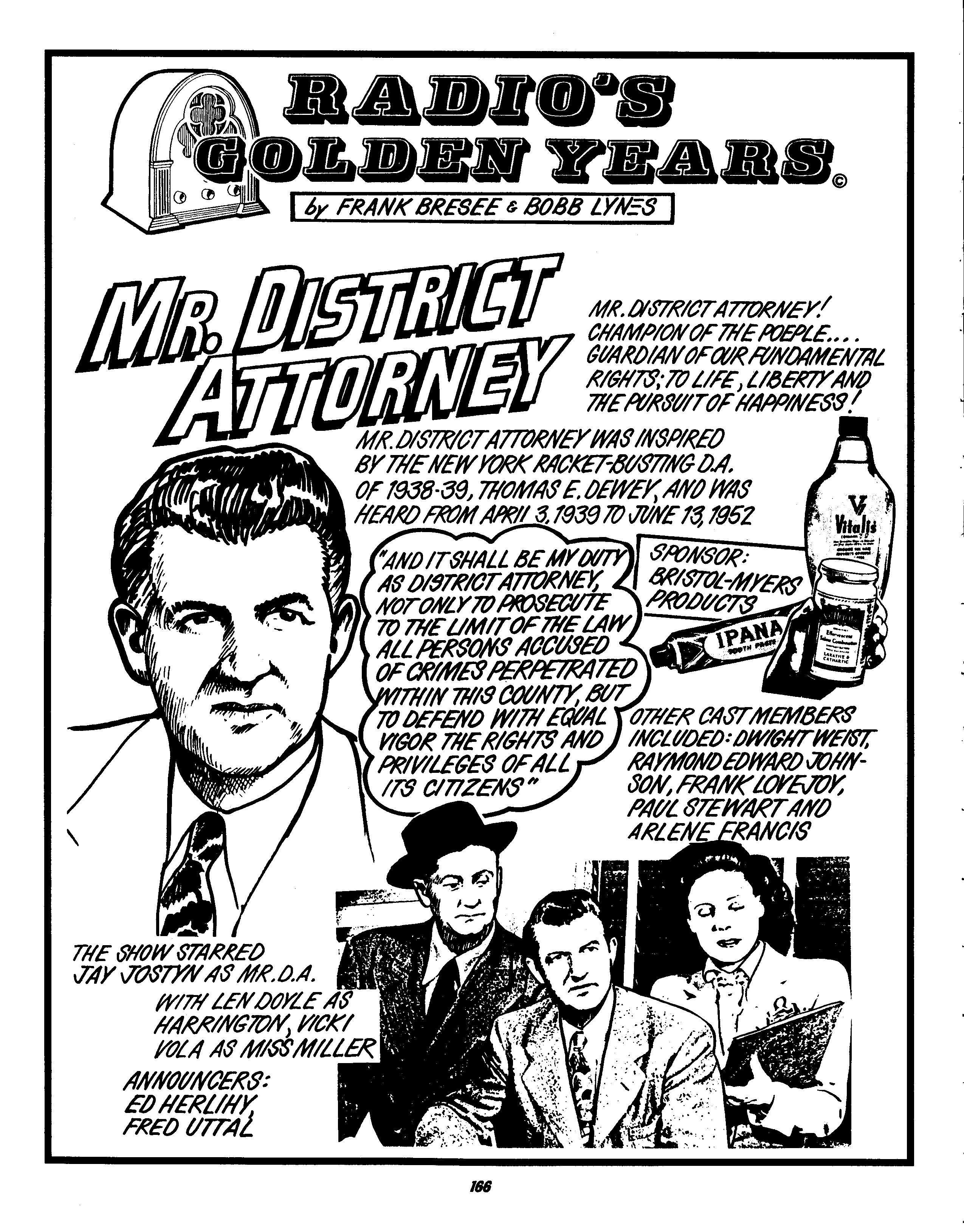 Mr District Attorney