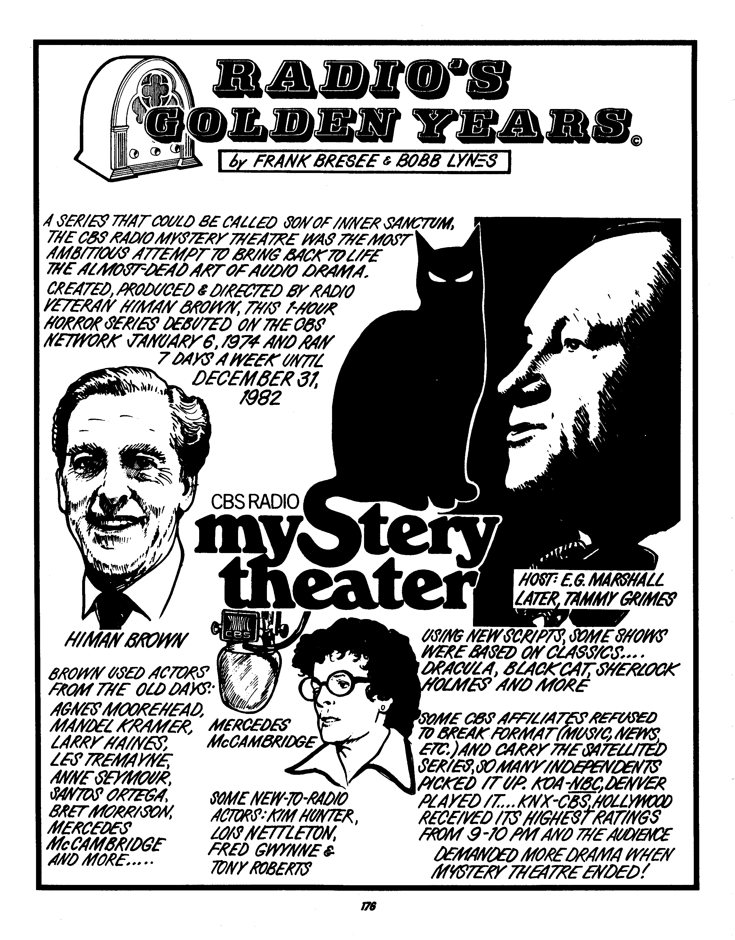 Mystery Theater Cbc | Thriller | Old Time Radio Downloads