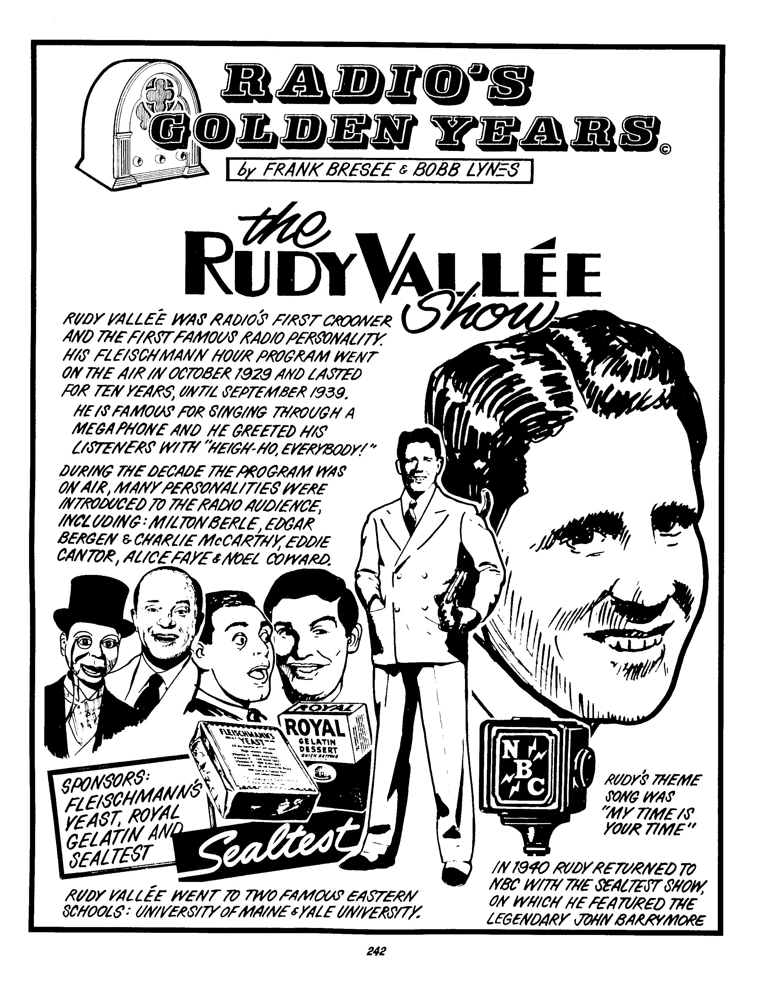 Rudy Vallee