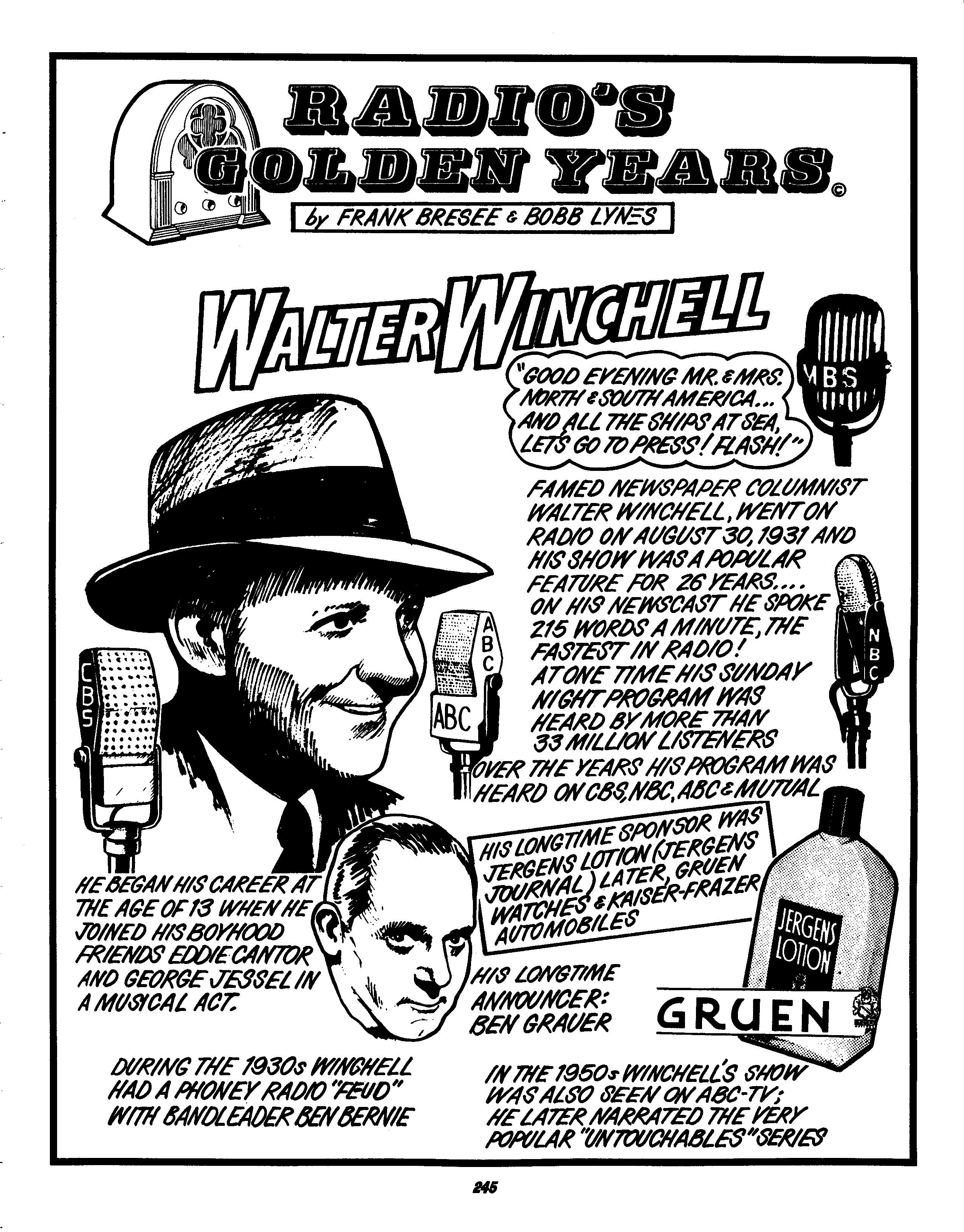 Walter Winchell