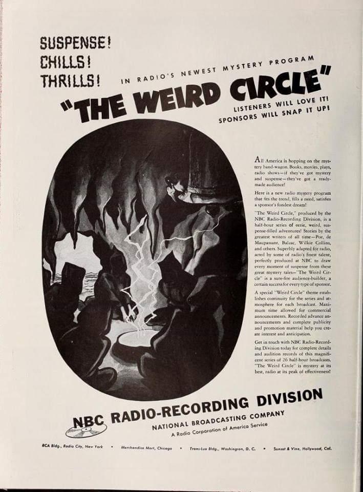weirdcircleadvertisement