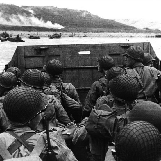 RADIO BROADCAST - JUNE 6, 1944 (D Day Invasion CBS)