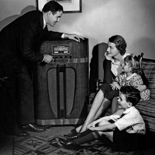 THE FORGOTTEN OLD TIME RADIO COLLECTION