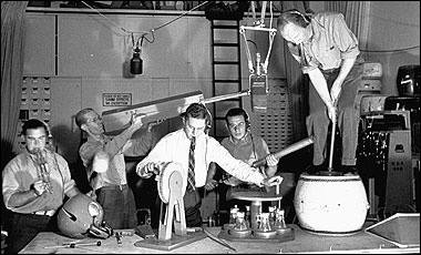 special effects when radio was theater of the mind