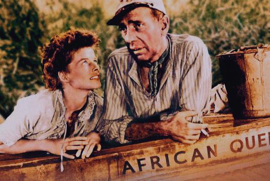 Katharine Hepburn on her dear friend Humphrey Bogart