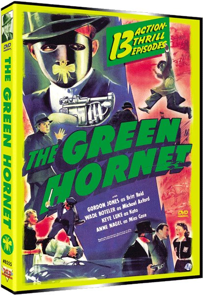 13 EPISODIOS (The Green Hornet)