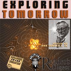 Exploring Tomorrow cover art