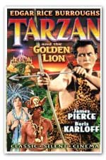 Tarzan Golden Lion