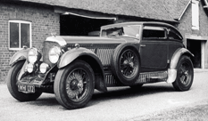 1929 Bentley 'Blue Train' Coupé