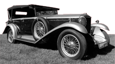 1929 Invicta 2.5 litre Touring