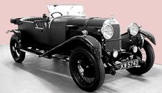 1929 Lagonda 192 Cabriolet