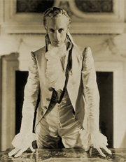 Leslie Howard as Sir Percy Blakeney in 1934's The Scarlet Pimpernel